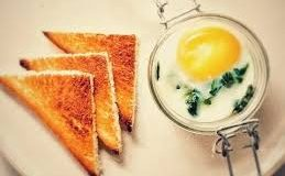 Potatoes And Coddled Egg Mason Jar Breakfast
