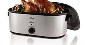 Oster CKSTRS23-SB 22-Quart Roaster Oven
